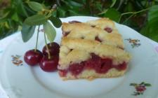 Hungarian Cherry Cake