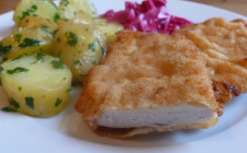 Hungarian Breaded Cutlet