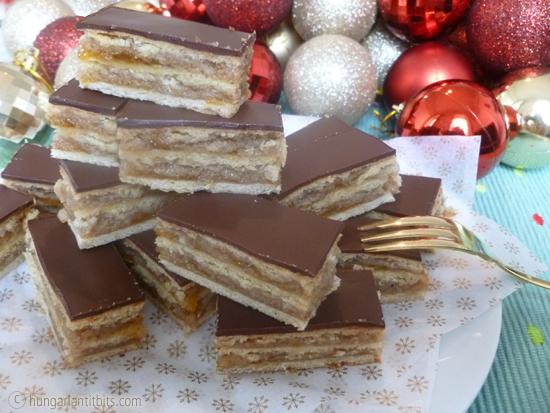 Zserbo Cake