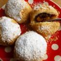 Szilvas Gomboc, plum dumplings
