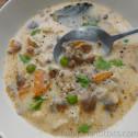 scoth bonnet mushroom soup