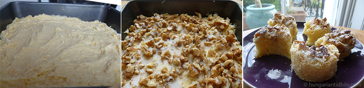 hungarian walnut crescent