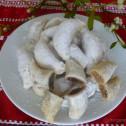 Snowy Crescent Cakes, Hókifli