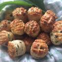 hungarian pogácsa