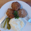 Hungarian Meatball Patties –  Fasírozott